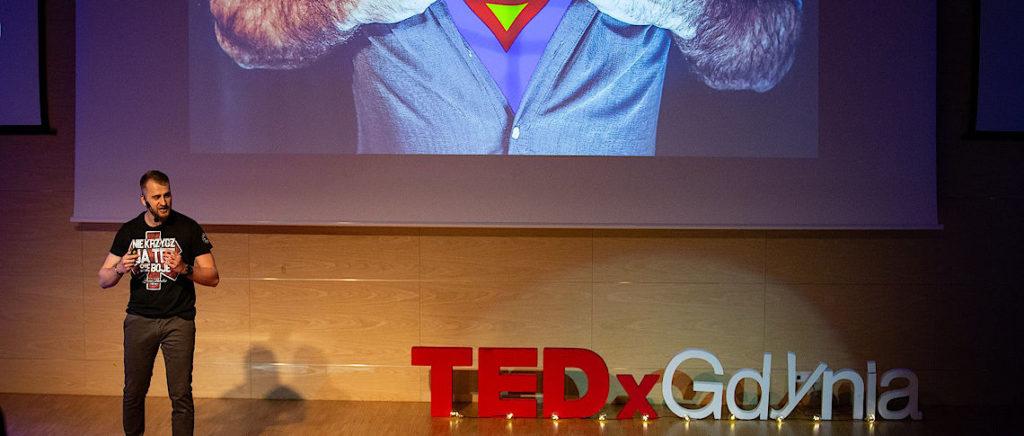 Co, jeśli byśmy się nie bali? Odpowiadamy na TEDxGdynia!